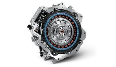 Hyundai Santa Fe MY21 hibridas galingas elektrinis variklis