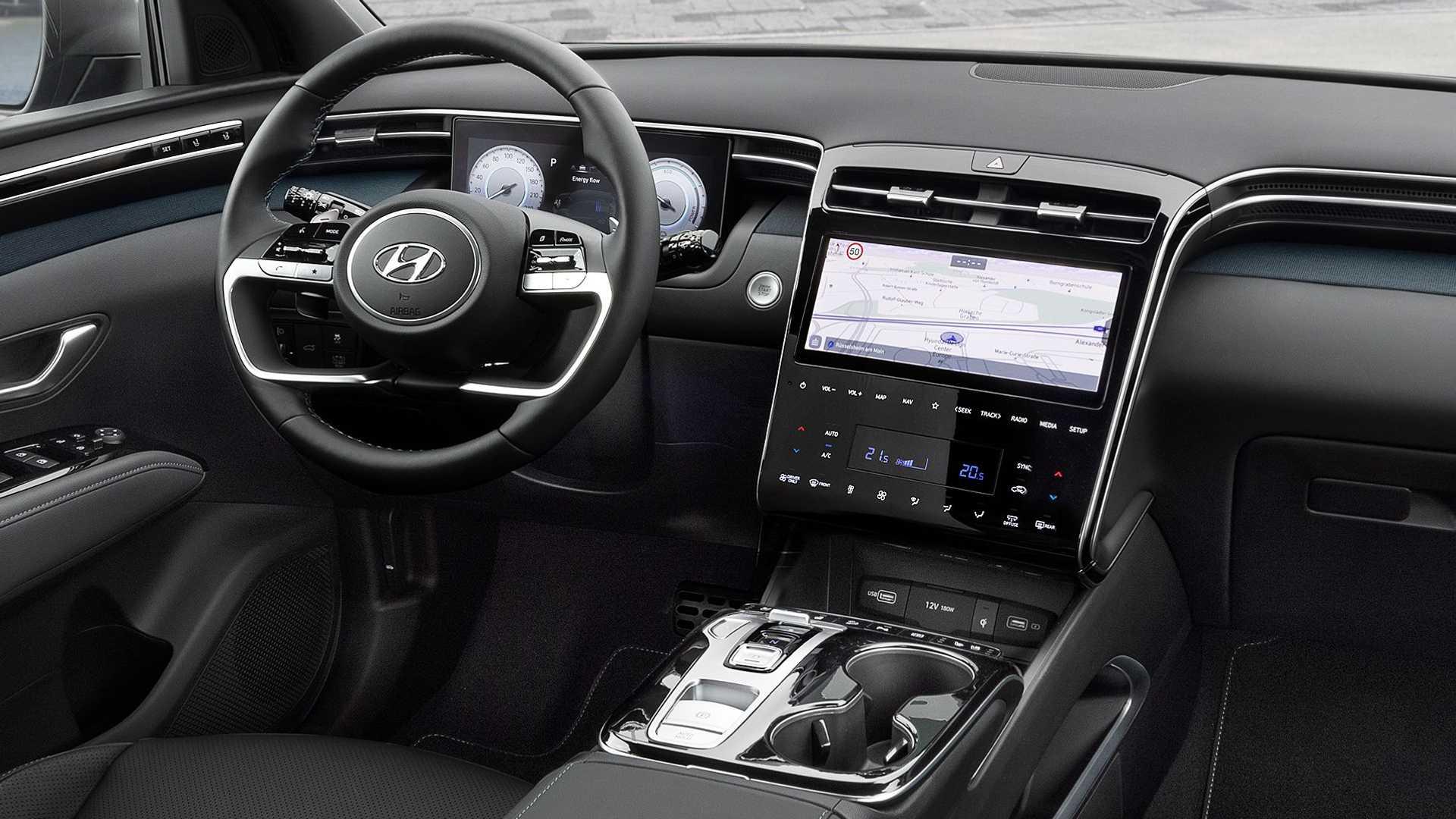 """Visiškai naujas """"Hyundai Tucson"""": išmaniųjų technologijų herojus"""