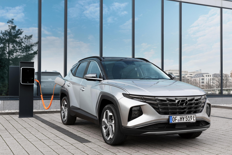 Hyundai tucson plugin