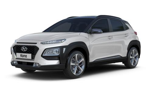 Hyundai Kona 4Edition Fakto autocentras