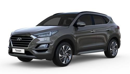 Hyundai Tucson 4Edition Fakto autocentras