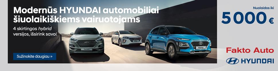 Hyundai hybrid akcija