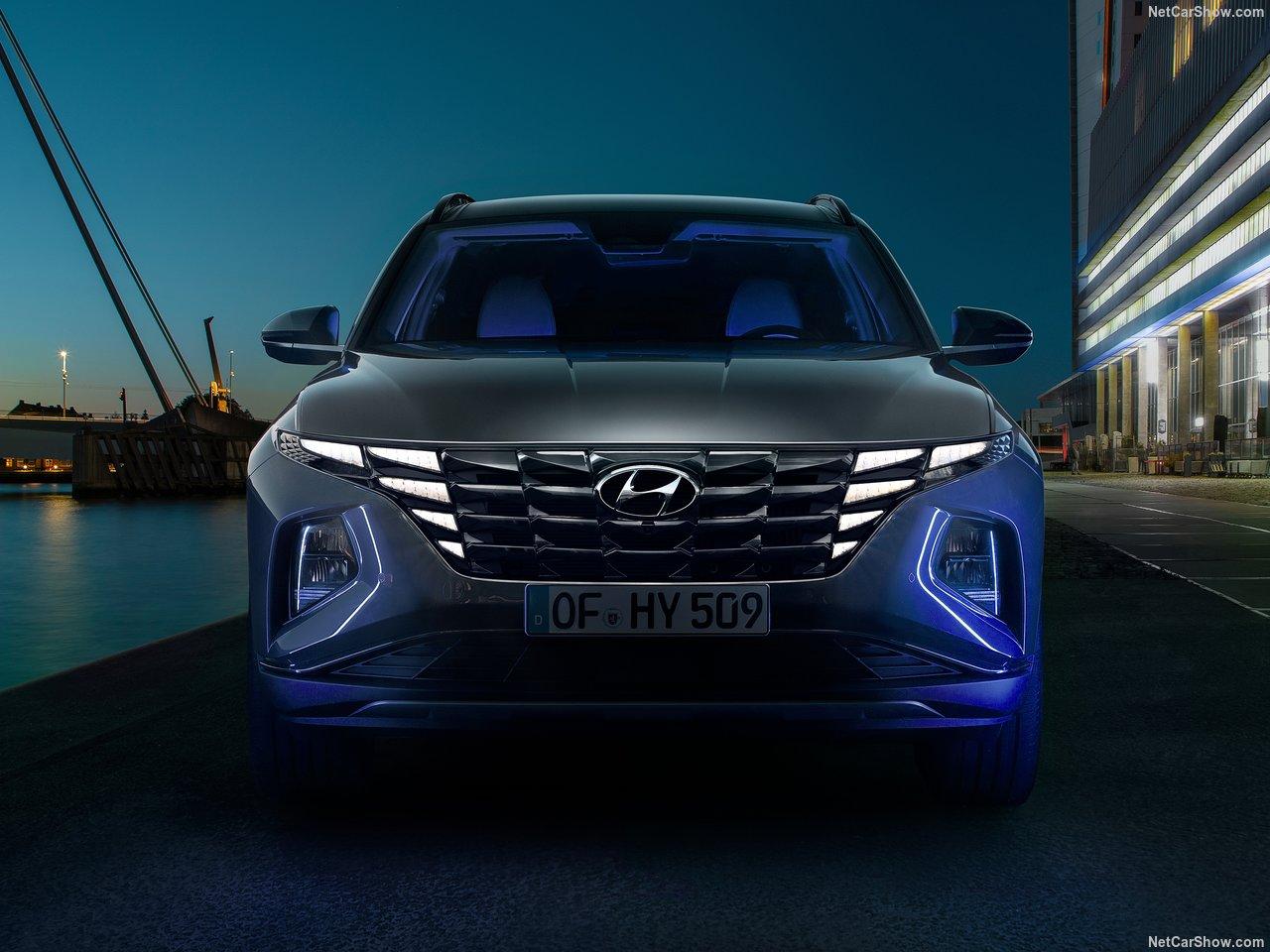 Hyundai Tucson 2021 Fakto Auto