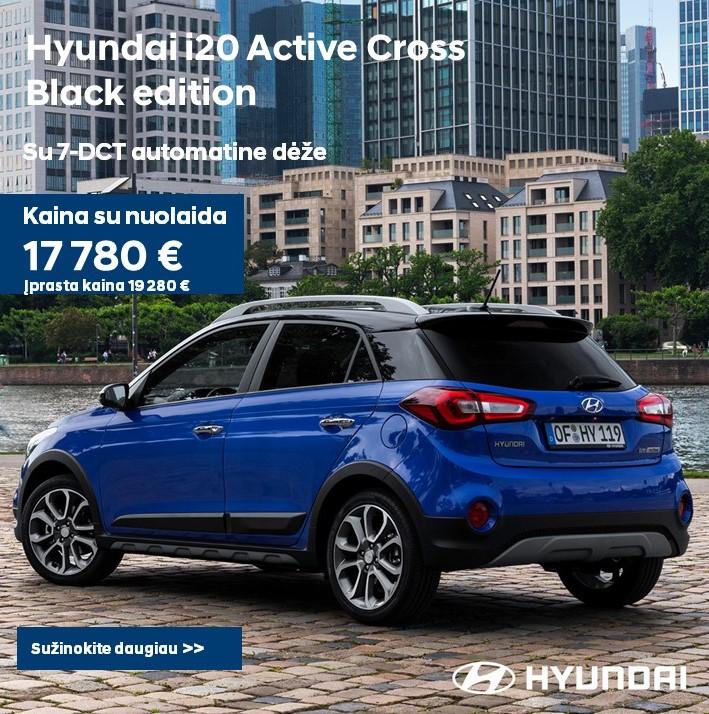 Hyundai i20 Active Cross akcija