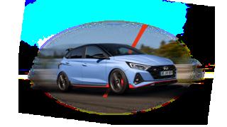 Hyundai N kasdieninis sportinis automobilis