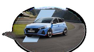 Hyundai N posukio diferencialas