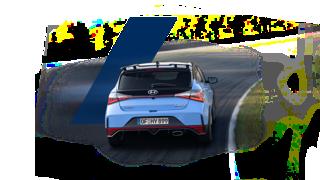 Hyundai N pasiruošęs įveikti trasą