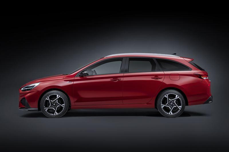 Naujasis Hyundai i30