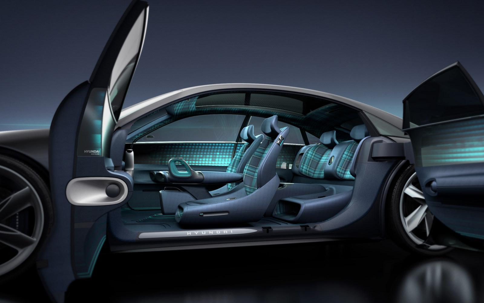 Hyundai elektromobilis konceptas