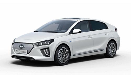 Hyundai Ionic Electric 4Edition Fakto autocentras